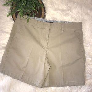 Tommy Hilfiger Khaki Chino Shorts